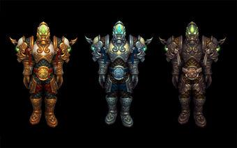 Tier 15 Warrior