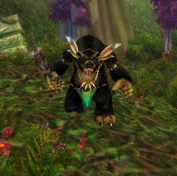 Thistlefur Warrior