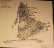 Sea Hag concept art