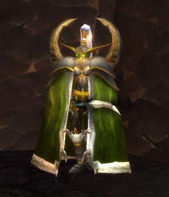 Shadow Warden