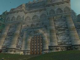 The greymane wall