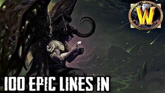 100 Epic Lines In World of Warcraft Part 2