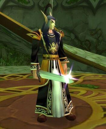 Arcanist Thelis