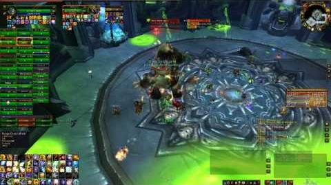 Lost Society vs Heroic Rotface (25 man) Shattered Halls Eu