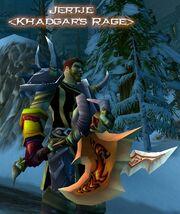 Crul'shorukh Edge of Chaos