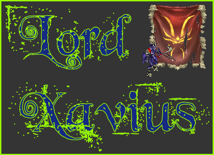 Lord Xavius Logo