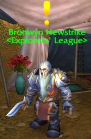 Bronwynhewstrike