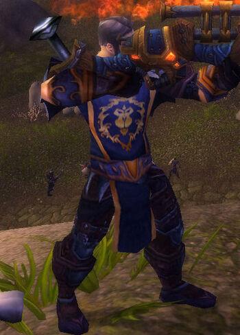 Highbank Lieutenant