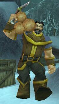 Fordragon Lumberjack