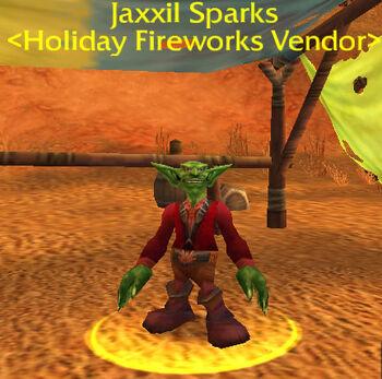 Jaxxil Sparks