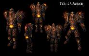 Tier 12 Warrior Armor