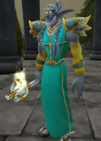 High Priest Thel'danis