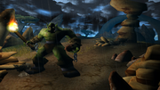 Warcraft III Prologue Orc Campaign