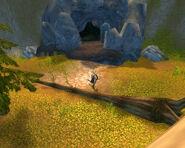 Empty Cave (NE Mulgore)