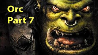 Warcraft 3 Gameplay - Orc Part 7 - The Oracle
