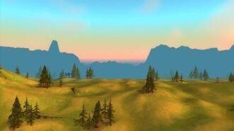 World of Warcraft Music Plains (Mulgore)