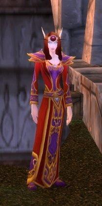 Alliance Sorceress