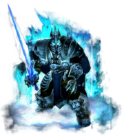 WoW Lich King Arthas