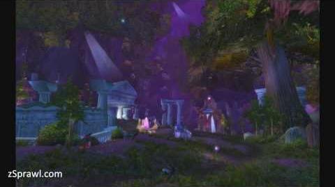 Ashenvale HD - World of Warcraft Cataclysm