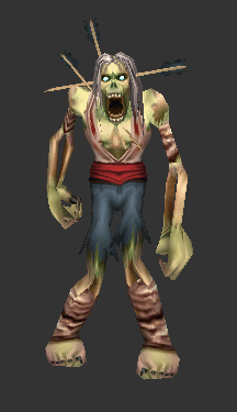 Blighted Zombie