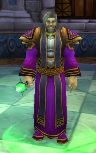 High Sorcerer Andromath