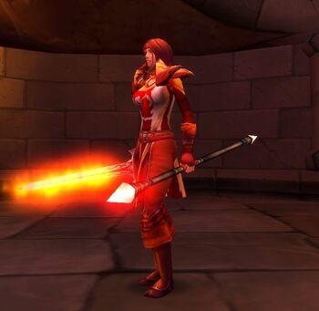 Crimson Battle Mage
