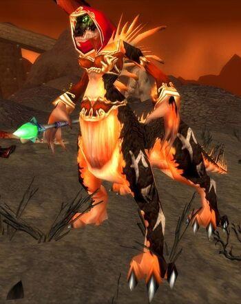Flamescale Wyrmkin