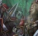 Pandaren in artwork