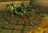Stabled Hunter Pet Spider