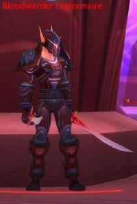 TK Bloodwarder Legionnaire
