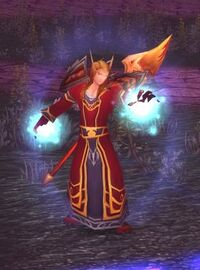 Firewing Warlock
