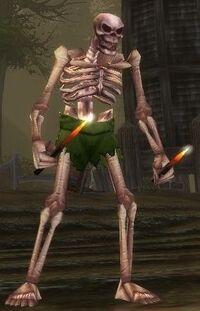 Skeletal Terror