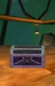 Chest of the Raven Claw