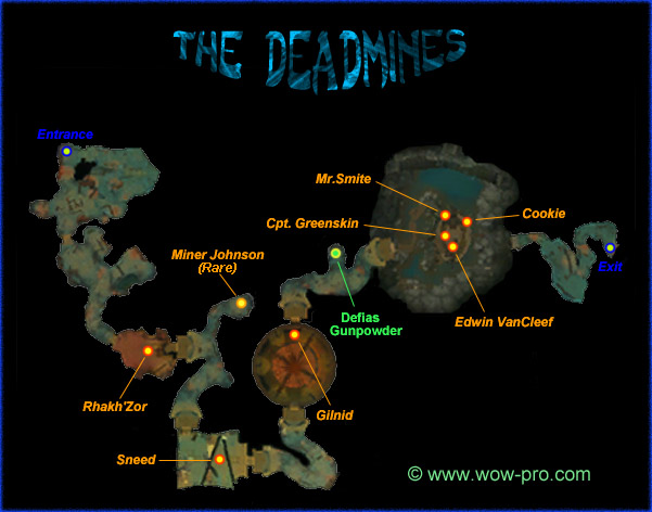Deadmines map2