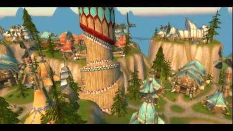 Tauren In-Game Intro (World of Warcraft)