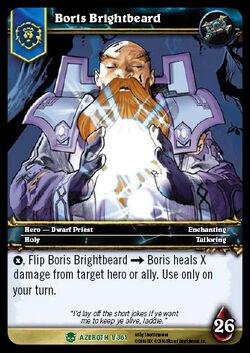 Boris brightbeard