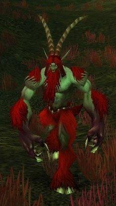Jadefire Satyr