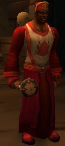 Scarlet Chaplain