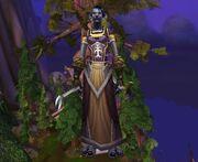 Dark Troll Priestess of Elune by Assey Westfall Isake