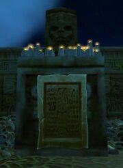 Altar of Zanza