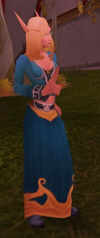 Blood Elf Commoner