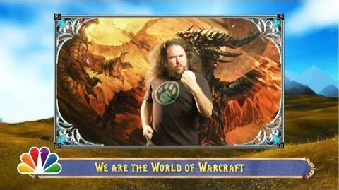 """We Are The World Of Warcraft"""