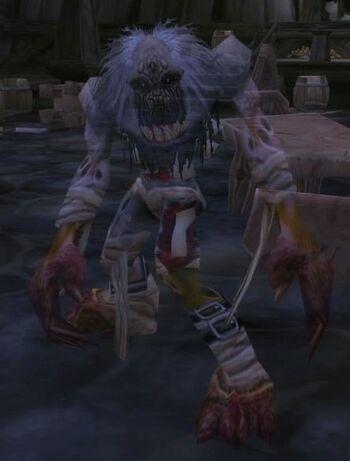 Decrepit Guardian