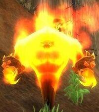 Rogue Flame Spirit