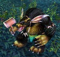 Bristlelimb Warrior
