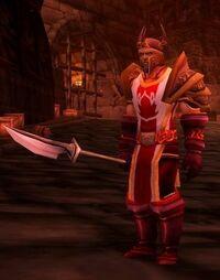 Crimson Gallant