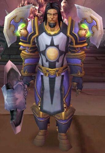 Crusade Commander Korfax