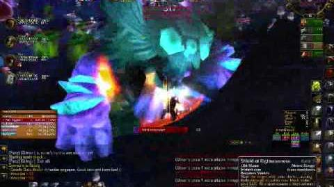 Paladin Tanking Heroic Only Bosses - World of Warcraft