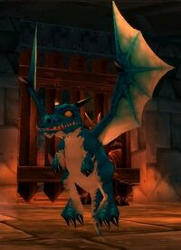 Corrupted Blue Whelp
