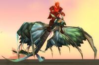 Dawnblade Hawkrider